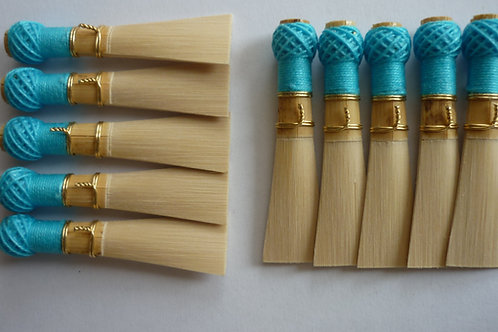 10 high quality bassoon reed blanks from Donati cane /dukov_reeds Di/