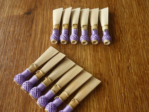 12 bassoon reed blanks /S-T/