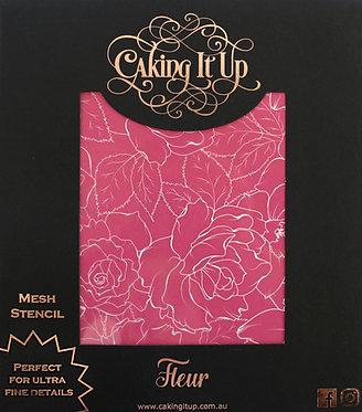 Fleur Mesh Stencil