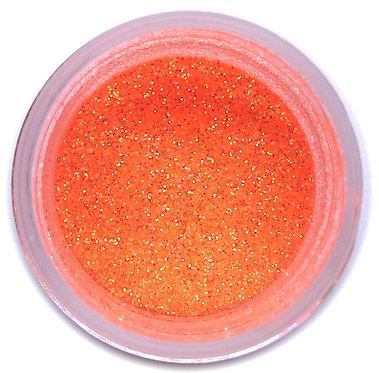 Miami Orange Glitter Dust