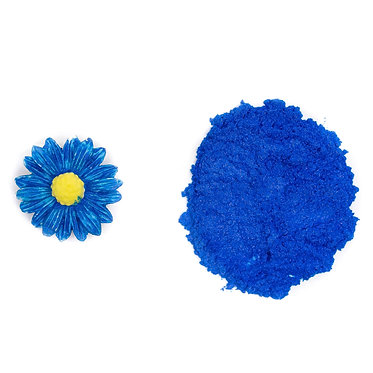 Super Blue Luster Dust