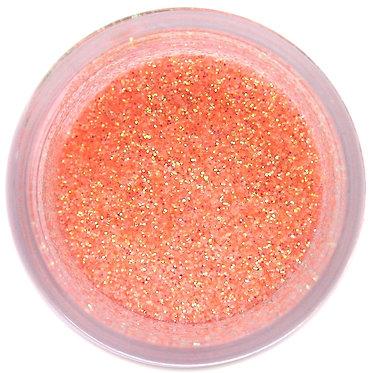 Baby Orange Glitter Dust