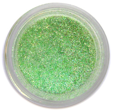Baby Green Glitter Dust