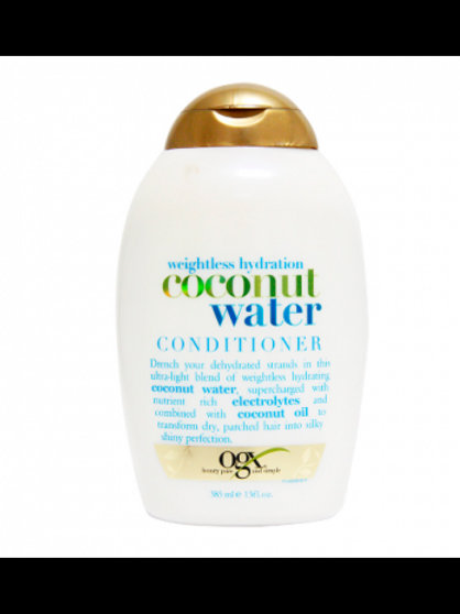 OGX - COCONUT WATER WEIGHTLESS HYDRATION