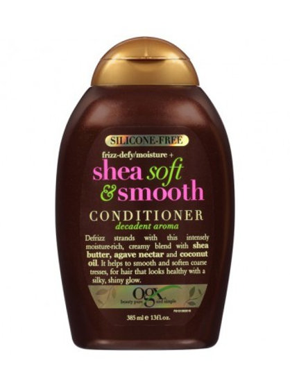 OGX - FRIZZ-DEFY/MOISTURE SHEA SOFT & SMOOTH