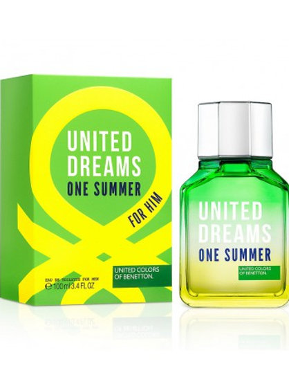 UNITED COLORS OF BENETTON UNITED DREAMS ONE SUMMER