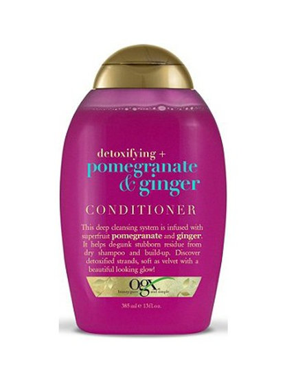 OGX - DETOXIFYING POMEGRANATE & GINGER