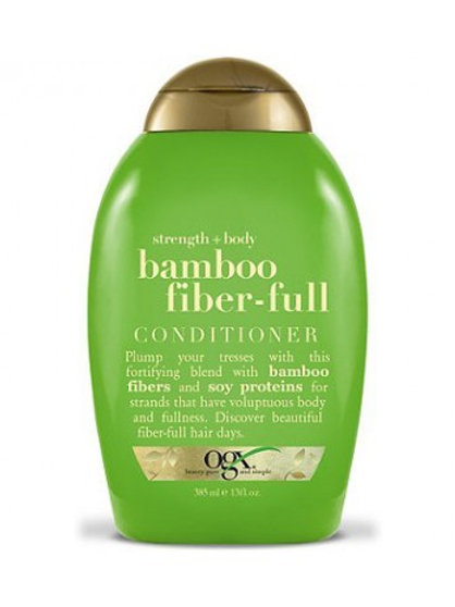 OGX - STRENGTH & BODY BAMBOO FIBER