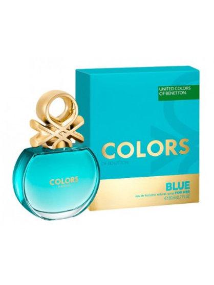 UNITED COLORS OF BENETTON COLORS DE BENETTON BLUE