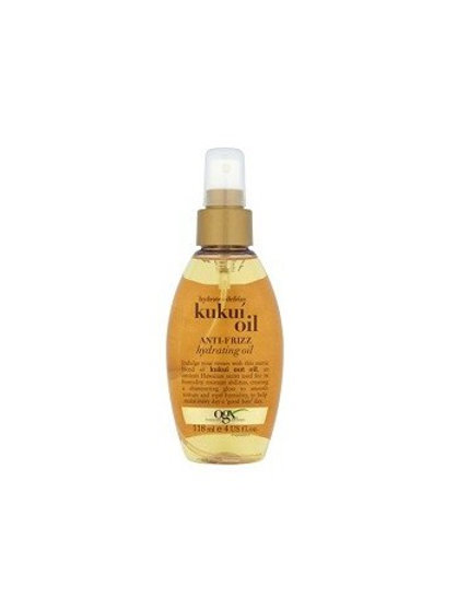 OGX - HYDRATE + DEFRIZZ KUKUI OIL ANTI-FRIZZ HYDRATING OIL
