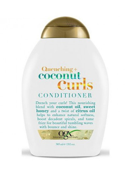 OGX - QUENCHING + COCONUT CURLS