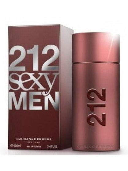 CAROLINA HERRERA 212 SEXY MEN