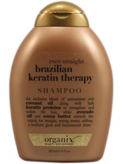 OGX - EVER STRAIGHT BRAZILIAN KERATIN THERAPY SHAMPOO