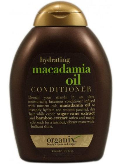 OGX - HYDRATING MACADAMIA OIL CONDITIONER