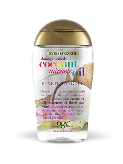 OGX - DAMAGE REMEDY+COCONUT MIRACLE OIL