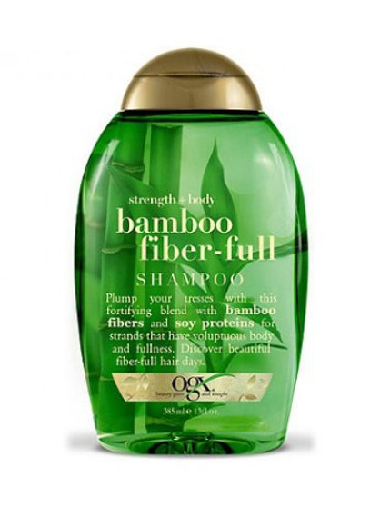 OGX - STRENGTH & BODY BAMBOO FIBER - FULL SHAMPOO