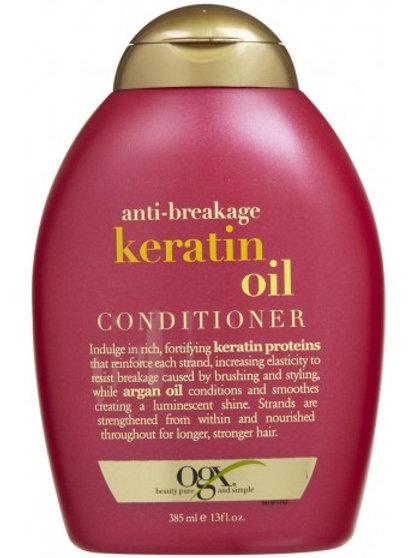 OGX -ANTI BREAKAGE KERATIN OIL CONDITIONER
