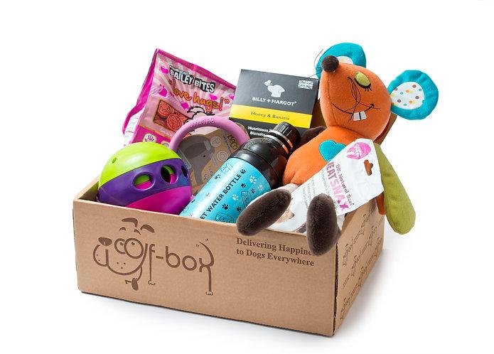 Bounders Custom WOOF-BOX