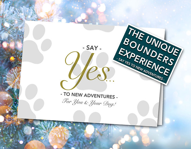 Gift Experience Voucher