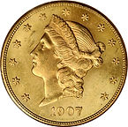 Liberty-Head-20-Gold-Dollars-Type-3-1907