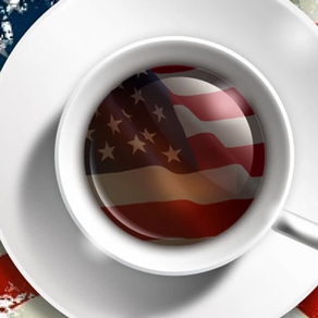 If America was a cup of Coffee