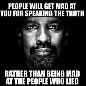 Why believe a Lie in the Face of Truth?
