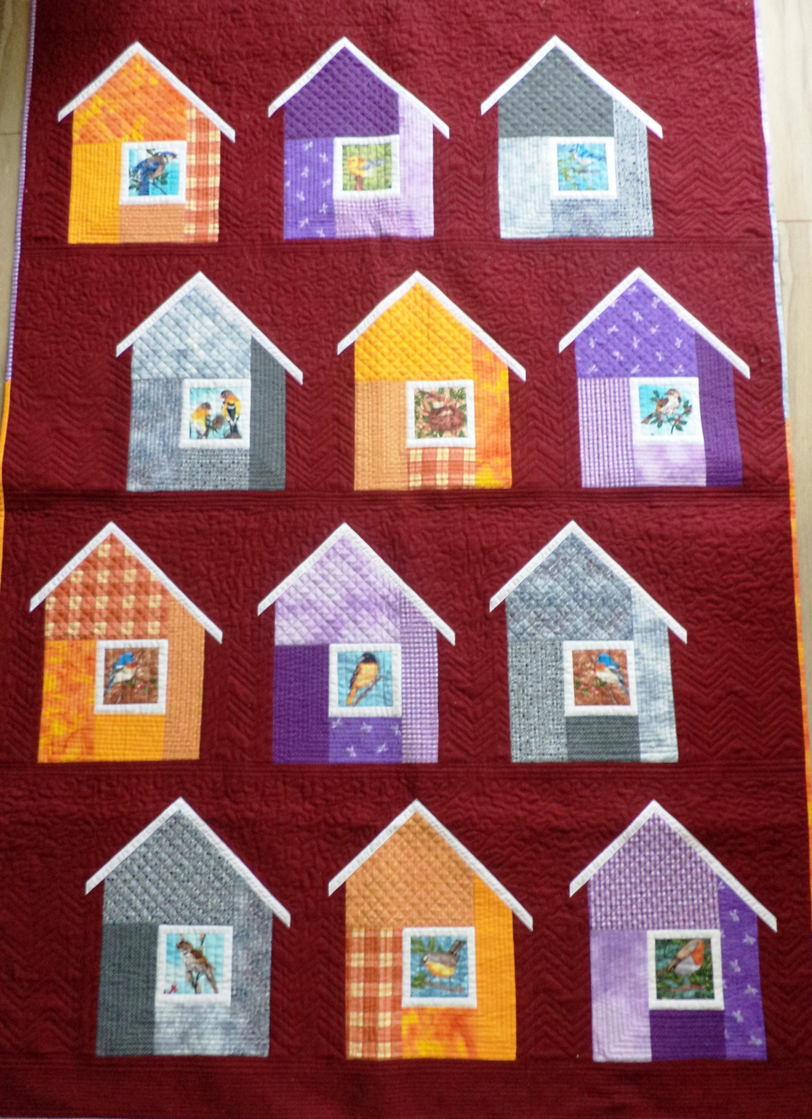 Neighbourhood quilt