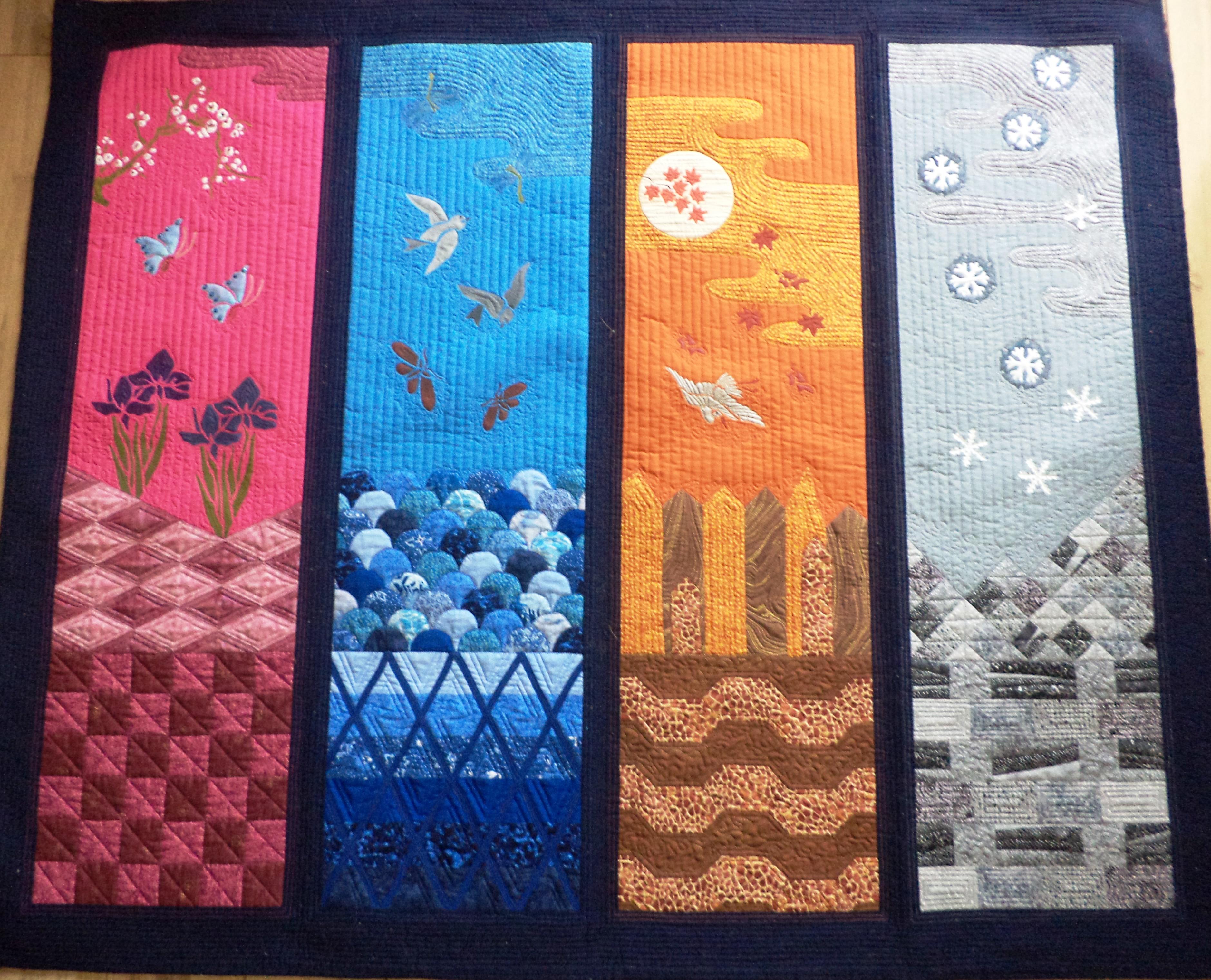 Four Seasons quilt
