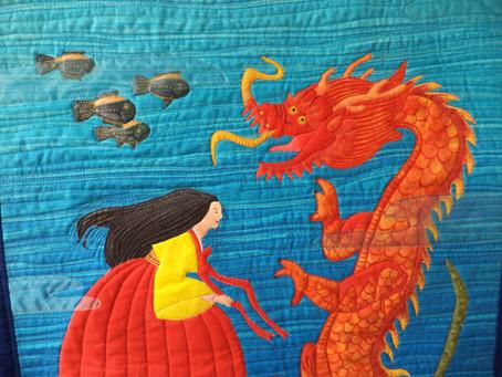 Sim Chung And The River Dragon