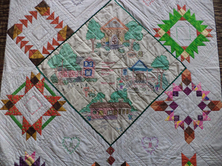 Markham Towne Quilter Guild 10th Anniversary
