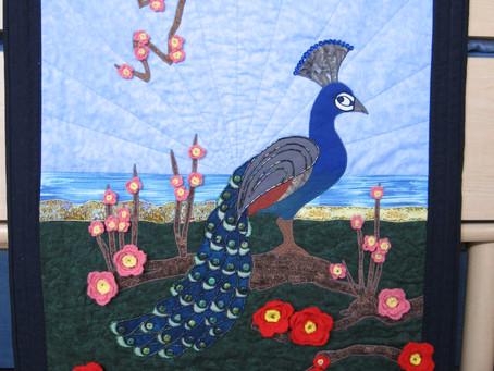 My Beautiful Peacock