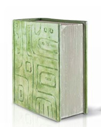 Libro Verzolini in ceramica n°67