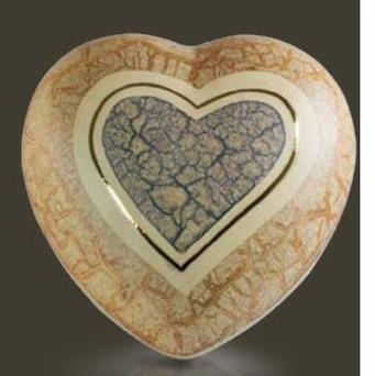 Cuore Verzolini in ceramica n° 72