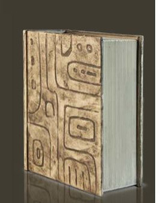 Libro Verzolini in ceramica n°66