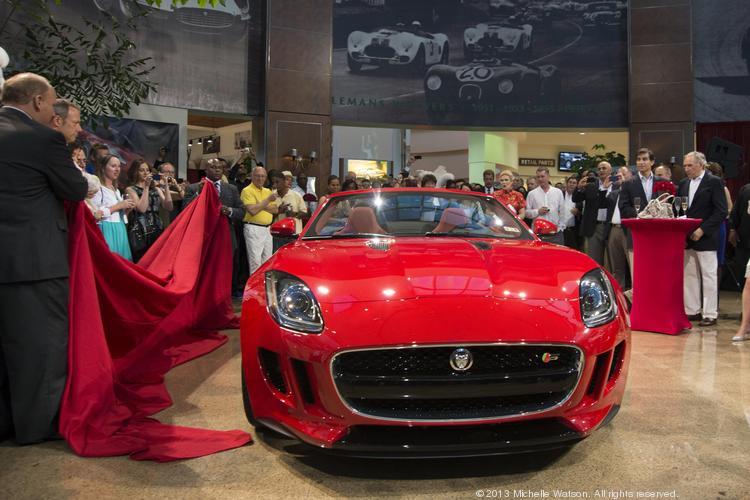 Momentum Jaguar Ftype Launch