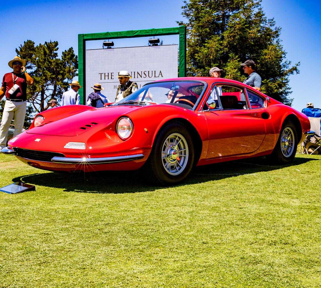 Classic Ferrari Dino GT