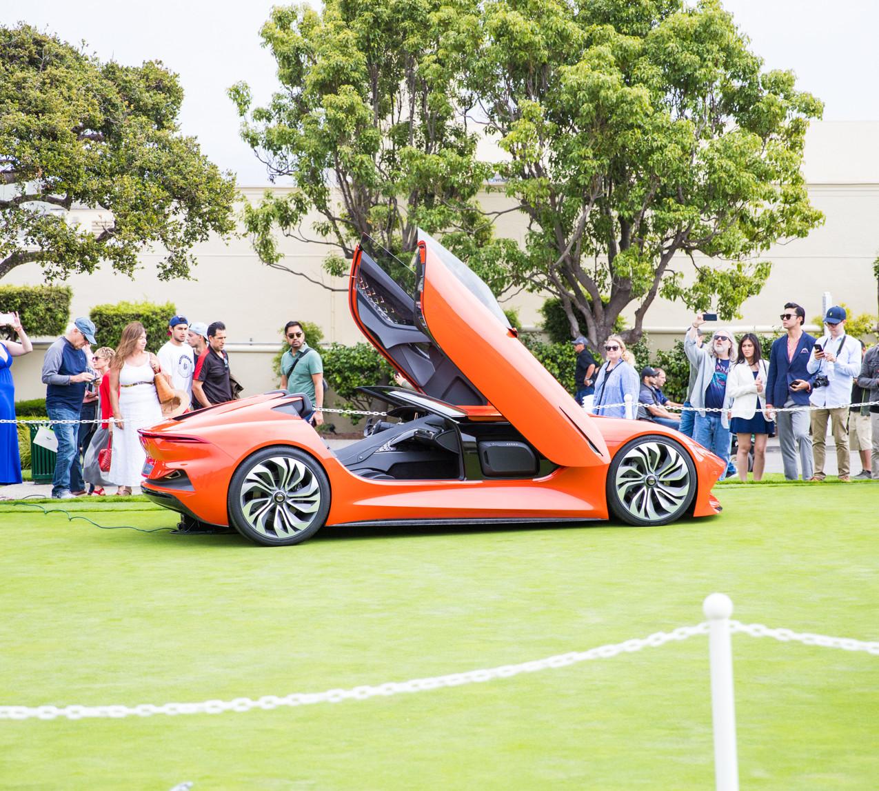 Karma Automotive's SC1 Vision
