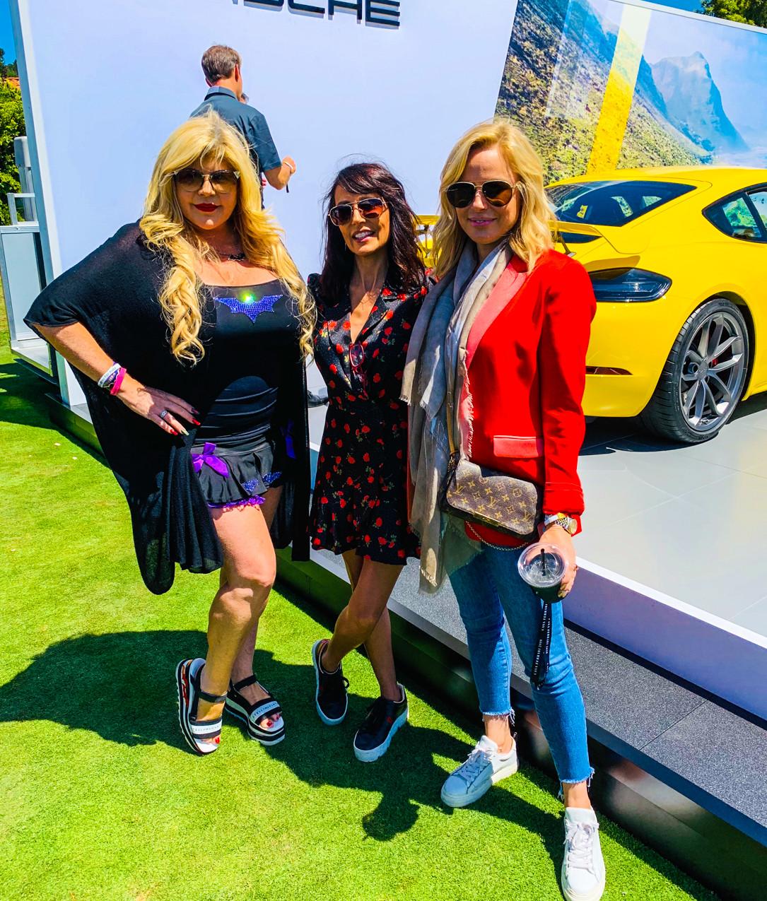 Batventador, Diane Caplan & Gia Auto