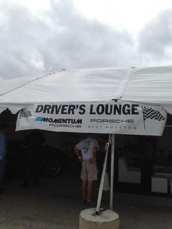 Porsche Drivers Lounge