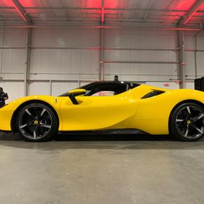 Launch of the new Ferrari SF90 Stradale with Ferrari of Houston & Ferrari of The Woodlands