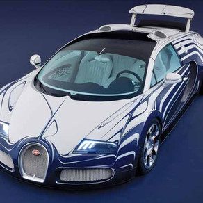 From the pages of MensXP, You Won't Believe What This One Of A Kind Bugatti Veyron Was Inspired
