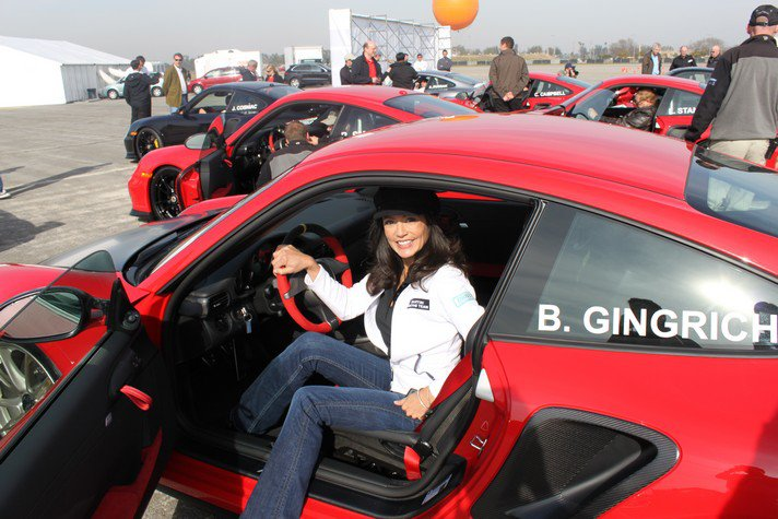 Diane Caplan Momentum Porsche