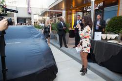 Momentum Porsche Panamera Launch