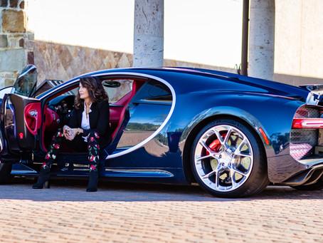 My Days With The Bugatti Chiron