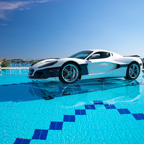 Behind the wheel of the new Rimac Nevera