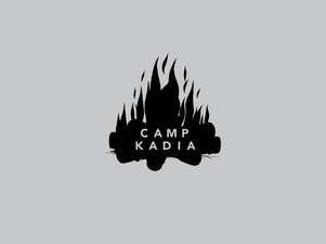 26B PG Logo CampKadia B&W-01.png