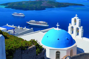 GREECE & TURKEY CRUISE