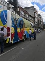decoración vehicular