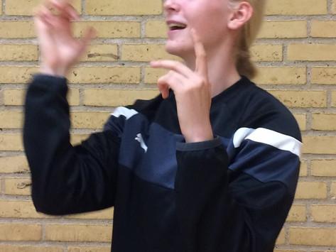TALENTSAMLING - U16 PIGER