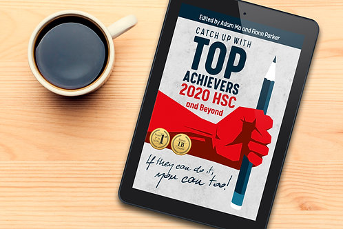 eBook: Catch Up With Top Achievers: 2020 HSC and Beyond